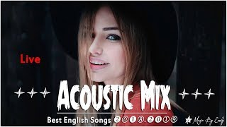 Video Best English Songs 2018-2019 Hits | Live Stream 24/7 |♬ New Hits ♬|Best Acoustic Mix Of Popular Song MP3, 3GP, MP4, WEBM, AVI, FLV September 2018