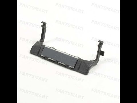 Hp 4100 paper separation pad change and pickup roller