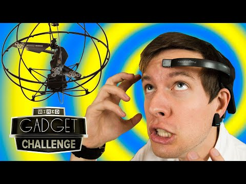 Holiday Gadget Gift Guide: Mind-Controlled Helicopter, littleBits, Ollie   WIRED Gadget Challenge