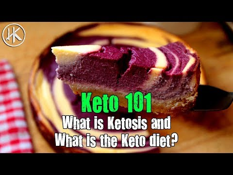 Keto 101 - What is Ketosis and What is the Keto Diet?  Keto Basics