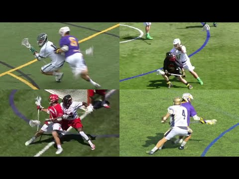 Xcelerate Lacrosse Tip: Inside Roll