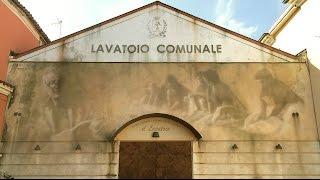 Santarcangelo Di Romagna Italy  City new picture : Soul of the Wall / Santarcangelo 2015 / Eron - Annalisa Teodorani