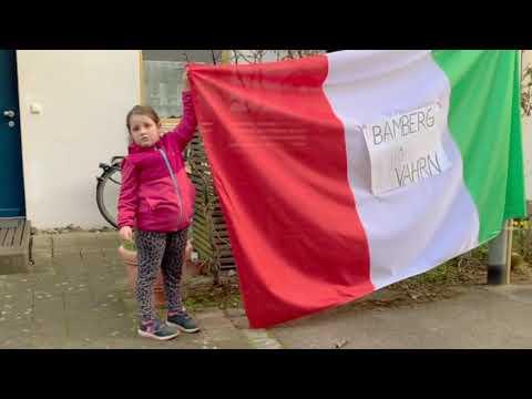Covid, Amici del tedesco: Bamberg manda un messaggio di forza a Crotone e gli italiani