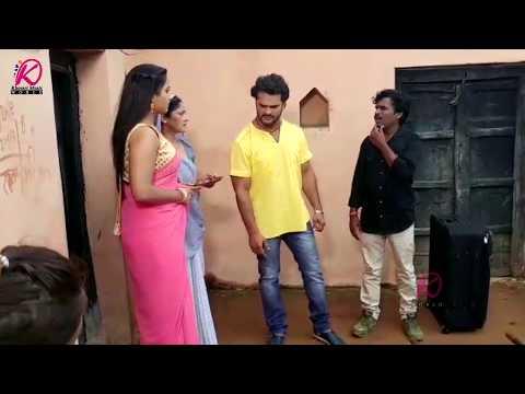Video Bhojpuri Superstar Khesarilal Yadav Ke New Movie Diwanapan Ki Shooting - Live download in MP3, 3GP, MP4, WEBM, AVI, FLV January 2017
