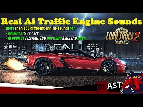 Real Ai Traffic Engine Sounds by Cip