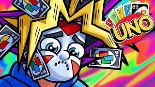 Uno Funny Moments - Heart of the Cards, Delirious? by Vanoss Gaming