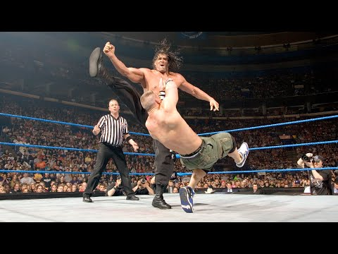 The Great Khali destroys Legends: WWE Playlist