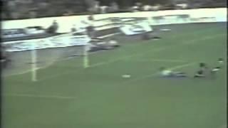 Brasileirão 1988 - Goiás 3 x 0 Cruzeiro - Estádio: Serra Dourada - Gols do Verdão: Wallace, Niltinho e Péricles - Público: 13.470 - Imagens: Globo ...