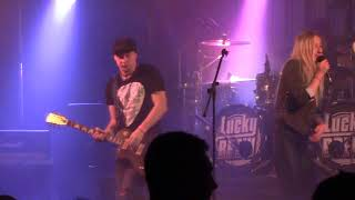 Video Lucky Brew - Nad ránem LIVE 2017