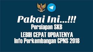 Download Video Persiapan SKB CPNS 2018, Disini Tempat Update Infonya ! [Permasing-masing Instansi Pusat dan Daerah] MP3 3GP MP4