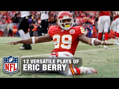 Video: 12 Plays that Show Why Eric Berry Got Paid | NFL