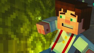 """Minecraft Story Mode - EPISODE 6 - RELEASE DATE! """"A Portal To Mystery"""""""