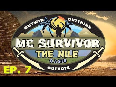 Minecraft Survivor Season 8 Episode 7: Disloyal Comments