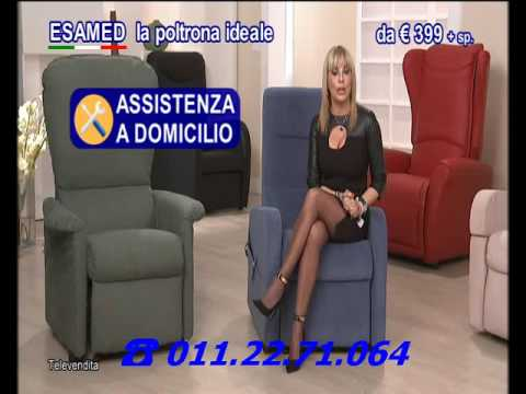 Poltrone Relax ESAMED