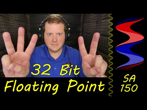 32 Bit Floating Point Explained - Sound Speeds