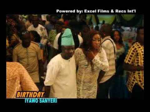 Birthday Iyawo Sanyeri || Taiye Currency, Saoti Arewa and Nollywood Stars makes the day memorable