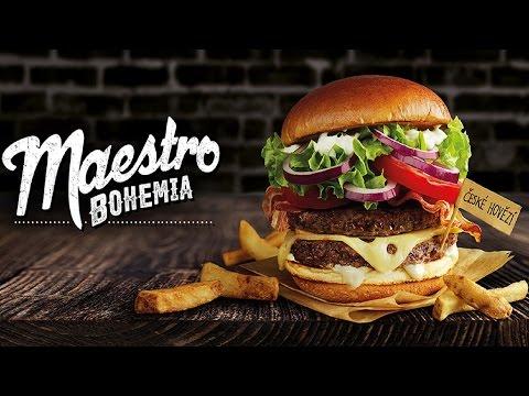 JdemeŽrát! 48. díl - Maestro Bohemia od McDonald's