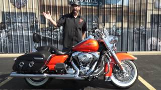 3. 2012 Harley-Davidson Road King Classic