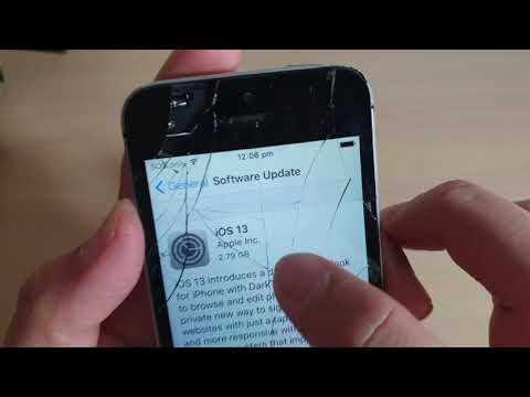 iPhone SE: How to Update Software to iOS 13