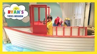 Video CHILDREN'S MUSEUM Kids Indoor Play Area!!! MP3, 3GP, MP4, WEBM, AVI, FLV Desember 2018