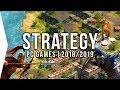 30 Upcoming PC Strategy Games in 2018 & 2019 ► RTS, 4X & Tactics!