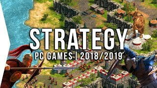Video 30 Upcoming PC Strategy Games in 2018 & 2019 ► RTS, 4X & Tactics! MP3, 3GP, MP4, WEBM, AVI, FLV Maret 2018