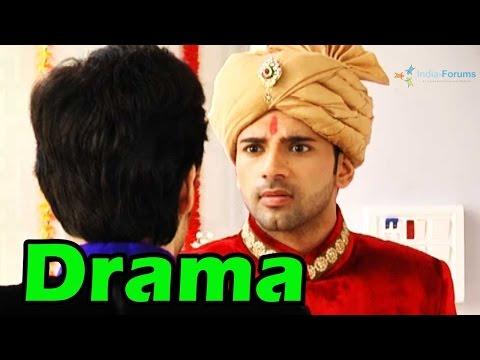 Bihaan to lock Dhruv on his wedding day
