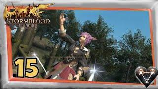 ⚔ FFXIV: Job und Klassen Quest ⚔236 Die Stimme der Gebieter (Weißmagier-Quest Level 35) / Let's Play / DeutschMehr Videos zu Final Fantasy 14 findet ihr hier: https://www.youtube.com/playlist?list=PL3Jelso7GkcaMhT6FemIt5fD_NasylVdsDie Infoseite zu Final Fantasy 14 - http://de.finalfantasyxiv.com/Youtube: https://www.youtube.com/user/Eisenseele20Trinkgeld: https://www.tipeeestream.com/eisenseele20/tipSteam: http://steamcommunity.com/id/Eisenseele/Instagram: https://www.instagram.com/eisenseele/Google+: https://plus.google.com/+RundumpodcastDeEisenseeleTwitter: http://twitter.com/Eisenseele Facebook: http://www.facebook.com/EisenseeleWebseite: http://randomloot.deAmazon-Wunschliste: http://www.amazon.de/registry/wishlist/31GJSZNHZ6TWT/ref=cm_sw_r_tw_ws_x_SoK1xb5HX1M89Steam-Wunschliste: http://steamcommunity.com/id/Eisenseele/wishlist/--Allgemeine SpielbeschreibungSquare Enix gab im Oktober 2011 bekannt, FFXIV umfassend zu überarbeiten und einen Relaunch unter dem Titel Final Fantasy XIV: A Realm Reborn vorzunehmen. A Realm Reborn ersetzte das ursprüngliche Final Fantasy XIV. Das Spiel brachte eine neue Engine, verbesserte Server-Strukturen, aufpoliertes Gameplay und eine neue Handlung mit sich. Später wurde A Realm Reborn auch für die Playstation 4 veröffentlicht. Am 23. Juni 2015 erschien die erste Erweiterung Final Fantasy XIV: Heavensward.--Diziplin und LebensstilDurch die Waffen werden den Abenteurern bestimmte Disziplinen zugesprochen, die weitestgehend bestimmten Charakterklassen aus anderen Teilen der Serie entsprechen. Dabei können diese Disziplinen in vier Gruppen eingeteilt werden: Die Krieger, die ihr Heil mit Waffen in der Schlacht suchen; die Magier, die sich seltsamer Artefakte bedienen und sich der Erforschung der magischen Künste verschrieben haben; die Sammler, die im Gelände arbeiten und der Natur ihre Schätze abringen; und die Handwerker, die sich mit ihren Werkzeugen auf das Herstellen von Gütern verstehen. Das Ausrüstungssystem lässt dabei jedem S