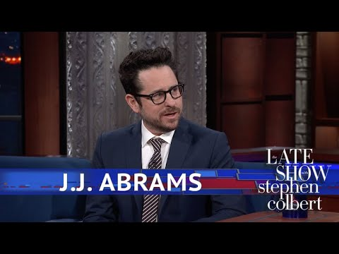 J.J. Abrams Has The Script For 'Star Wars: Episode IX'