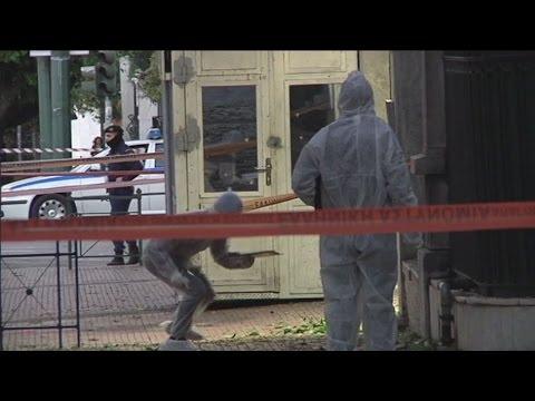 Επίθεση στη γαλλική πρεσβεία