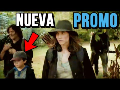 The Walking Dead Promo 10x17 – 10x22 Temporada 10 Nuevos Capítulos Extras – Trailer Análisis