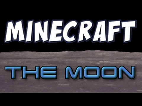 Minecraft - Mod Spotlight - Moon Mod Video