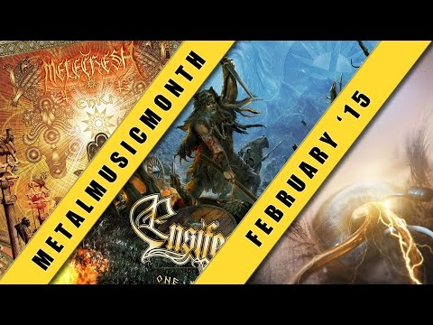 MMMonth - Feb'15 (Melechesh, Ensiferum, The Agonist) смотреть онлайн