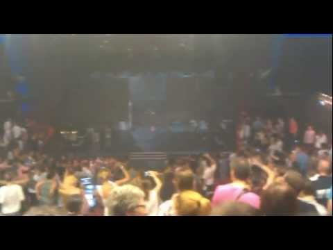 MADONNA Olympia Paris July26th 2012 we booed the queen yes we did !