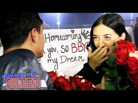 The Homecoming Proposal   Growing Up Eileen S2 EP 4