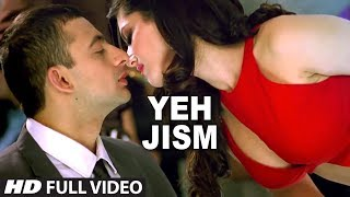 Yeh Jism Full Video Song ★ Jism 2 ★ Randeep Hooda, Sunny Leone
