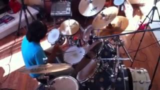 Anthony Lucero Studio Rehearsal Rush!