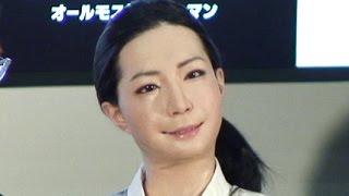 【ゆるコレ】美人すぎるアンドロイドも噛む!? その瞬間をリプレイ/海外ドラマ『ALMOST HUMAN/オールモスト・ヒューマン』DVDリリースイベント