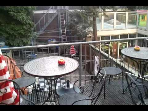 Vido sur The Hostel B&B Utrecht City Center