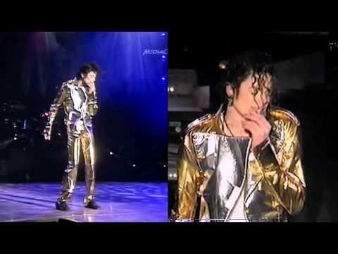 Michael Jackson – Stranger in Moscow live in HIStory Tour 1997 (Copenhagen vs Gothenburg)
