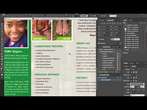 How to Edit Documents using InCopy