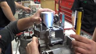 9. 2 Stroke Cylinder Installation Procedures and Concerns with the Piston Rings