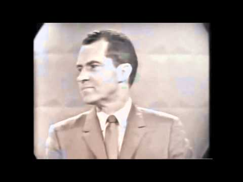 1960 Presidential Debate: Kennedy v. Nixon