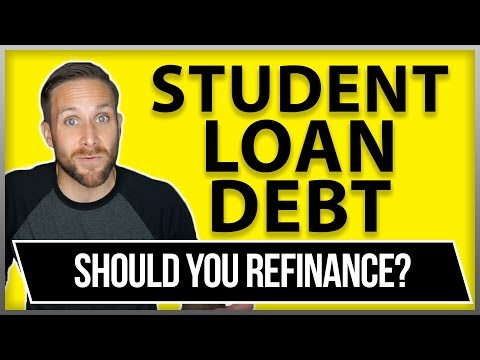 Student Loan Debt Consolidation? (Student Loan Advice)
