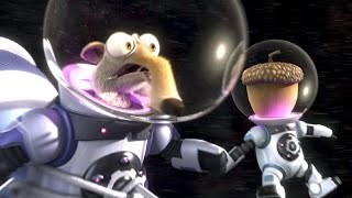 ICE AGE 5  Short : Scrat In Space !