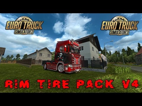 RIM & TIRE PACK v4 1.30