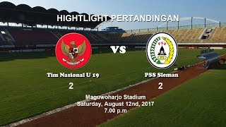 Video HIGHLIGHT GOL GOL TIMNAS U 19 VS PSS SLEMAN LENGKAP GAMBAR HD MP3, 3GP, MP4, WEBM, AVI, FLV April 2018