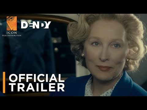 THE IRON LADY | Official Australian Trailer