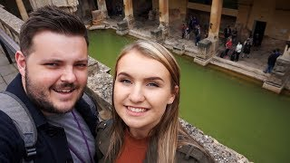 ME AND HANNAH TRAVEL TO BATH FOR A DATE DAY AND HAVE THE ULTIMATE ROMANS BATHS EXPERIENCE!! ----------------------------------------­­­­­­­­­­­------------------------------­-­-­-­-­-­-­-­-Subscribe for Daily Vlogs ► http://bit.ly/2gmzp0hMusic ♫ ► Andrew Applepie - The Betrayal, gnash - i hate u i love u (ft. Olivia O'brien) (DRKTMS Remix) & Blue Wednesday - Fast Glass----------------------------------------­­­­­­­­­­­------------------------------­-­-­-­-­-­-­-­-► James:Twitter • http://twitter.com/JamesAshh Gaming Channel • http://bit.ly/2hrhO5u SnapChat • jamesashyoutubePersonal Twitter • http://twitter.com/jaamesash Instagram • http://instagram.com/jaamesash ----------------------------------------­­­­­­­­­­­------------------------------­-­-­-­-­-­-­-­-► Business Contact • james.vlogs93@gmail.com ► MY EQUIPMENT:Sony A5000 (Main Camera) • http://amzn.to/2jmUtos iPhone 7 Plus (Timelapses) • http://amzn.to/2jSWJ8f Main Camera Night Light • http://amzn.to/2izfU4YMacBook Pro (Late 2016) • http://amzn.to/2jdrxNz Lacie Hard Drive • http://amzn.to/2jdBZET  ----------------------------------------­­­­­­­­­­­------------------------------­-­-­-­-­-­-­-­-► Hannah:Blog • http://www.hannahmayblogs.com Blog Twitter • http://twitter.com/heyhannahmay7Personal Twitter • http://twitter.com/TrueeColourss Instagram • http://instagram.com/hanmurray96 SnapChat • hannahmurray96----------------------------------------­­­­­­­­­­­------------------------------­-­-­-­-­-­-­-­-► Chloe:Twitter • http://twitter.com/ChloeAsh3 Instagram • http://instagram.com/chloeashxSnapChat • chloeash----------------------------------------­­­­­­­­­­­------------------------------­-­-­-­-­-­-­-­-