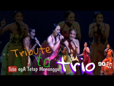 Be3 - Tribute to Trio #90an @ Konser Dream Of My Heart